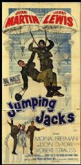 Jumping Jacks 1952 DVD - Dean Martin / Jerry Lewis